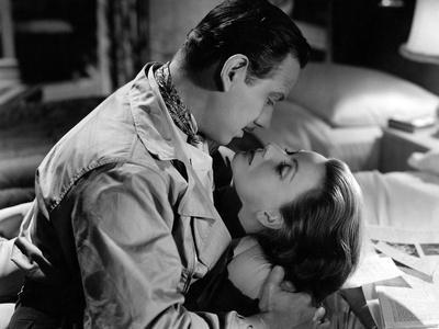 La Femme aux deux Visages TWO-FACED WOMAN by George Cukor with Melvin Douglas and Greta Garbo, 1941