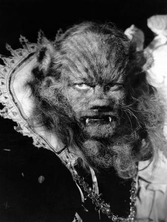 La Belle and la Bete The Beauty and the Beast by JeanCocteau with Jean Marais, 1946 (b/w photo)