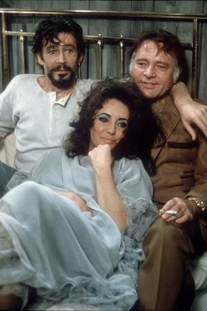 Under Milk Wood by Andrew Sinclair with Peter O'Toole, Elizabeth Taylor and Richard Burton, 1972 (p