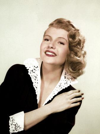 Rita Hayworth (born as Margarita Cansino, 1918 - 1987), here 1952 (photo)