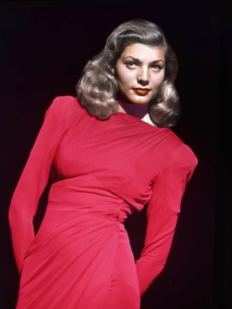 Actress Lauren Bacall born September 16th, 1924 in New York as Betty Joan Perske, here 194 (photo)