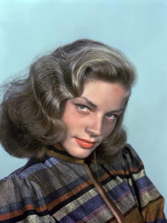 Actress Lauren Bacall born September 16th, 1924 in New York as Betty Joan Perske, here 1946 (photo)