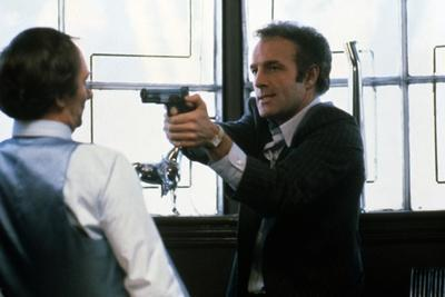 Le Solitaire VIOLENT STREETS by Michael Mann with James Caan, 1981 (photo)