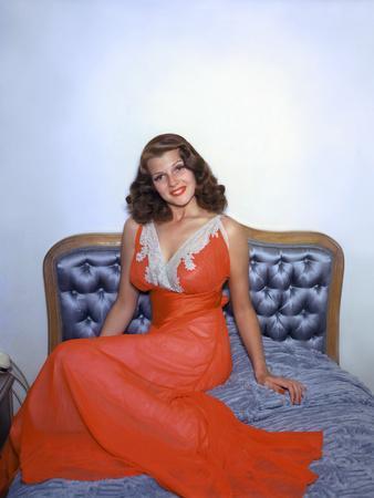 Rita Hayworth (born as Margarita Cansino, 1918 - 1987), here 1946 (photo)