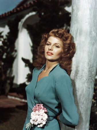 Rita Hayworth (born as Margarita Cansino, 1918 - 1987), here 1948 (photo)
