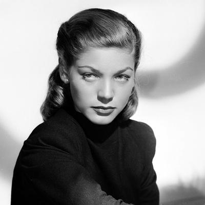 Actress Lauren Bacall born September 16th, 1924 in New York as Betty Joan Perske, here 1947 (b/w ph