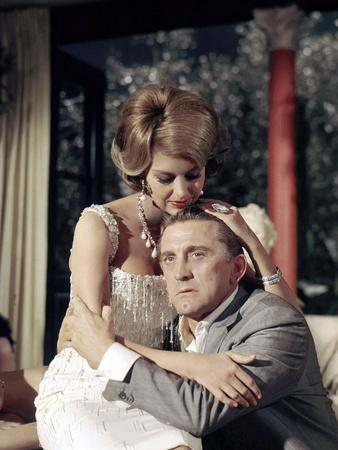 Quinze jours Ailleurs TWO WEEKS IN ANOTHER TOWN by VincenteMinnelli with Cyd Charisse, Kirk Douglas