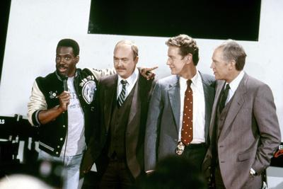 Le Flic by Beverly Hills II by Tony Scott with Eddie Murphy, John Ashton, Judge Reinhold and Ronny