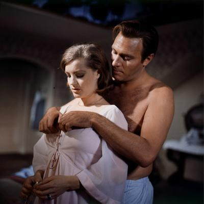 La Fantastique histoire vraie d'Eddie Chapman TRIPLE CROSS by Terence Young with Romy Schneider and