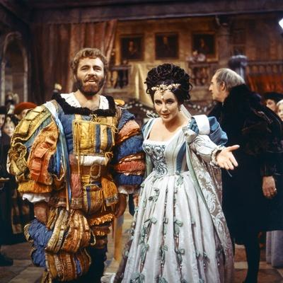 La Megere Apprivoisee THE TAMING OF THE SHREW by FrancoZeffirelli with Richard Burton and Elizabeth