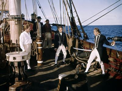 Les revoltes du Bounty MUTINY ON THE BOUNTY by LewisMilestone and CarolReed with Marlon Brando and