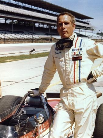 Virages WINNING by James Goldstone with Paul Newman, 1969 (photo)