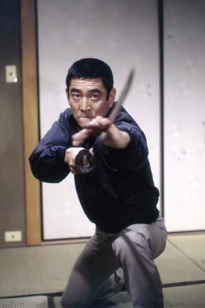 THE YAKUZA by SydneyPollack with Ken Takakura, 1974 (photo)