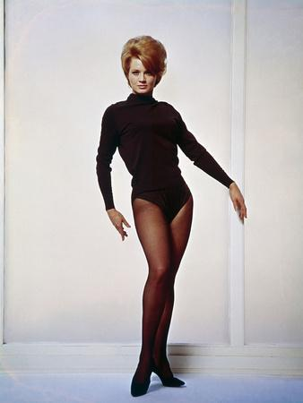 American actress Angie Dickinson (born Angeline Brown en, 1931), here 1964 (photo)