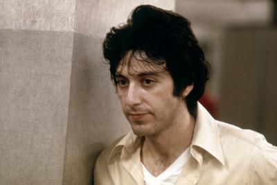 Un apres-midi by chien (DOG DAY AFTERNOON) by SidneyLumet with Al Pacino, 1975 (photo)