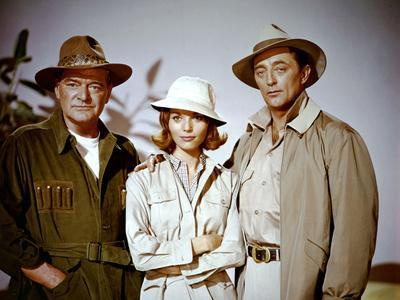 Massacre pour un fauve Rampage by PhilKarlson with Jack Hawkins, Elsa Martinelli and Robert Mitchum