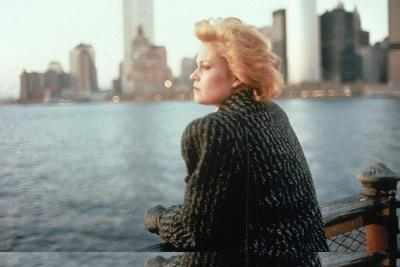 Working Girl by MikeNichols with Melanie Griffith, 1988 (photo)