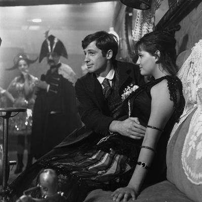 Le Mauvais Chemin LA VIACCIA by MauroBolognini with Jean-Paul Belmondo and Claudia Cardinale, 1961