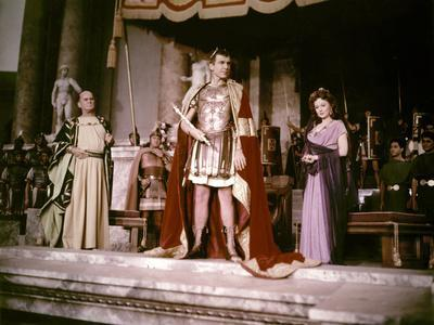Les Gladiateurs (Demetrius and the Gladiators) by DelmerDaves with Jay Robinson and Susan Hayward,