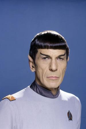 Star Trek, le film (Star Trek: The Motion Picture) by Robert Wise with Leonard Nimoy, 1979 (photo)