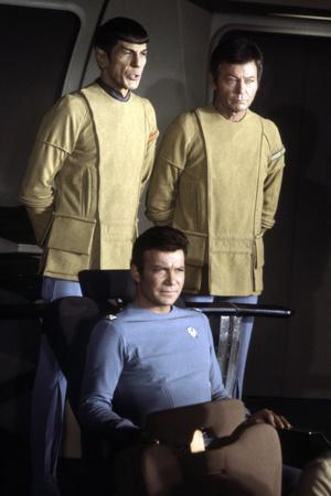 Star Trek, le film (Star Trek: The Motion Picture) by Robert Wise with William Shatner, DeForest Ke