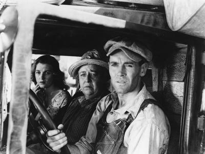Les Raisins de la colere The Grapes of Wrath 1940 de JohnFord avec Henry Fonda et Jane Darwell 1940
