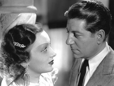 PEPE LE MOKO de JulienDuvivier avec Jean Gabin avec Mireille Balin, Jean Gabin, 1937.