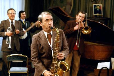 Les oeufs brouilles by JoelSantoni with Jean Carmet, 1976 (photo)