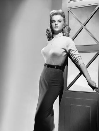 Le Cri by la victoire BATTLE CRY by Jonathan Liebesman with Anne Francis, 1955 (photo)