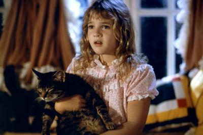Cat's Eye by LewisTeague with Drew Barrymore, 1984 (d'apres StephenKing, after StephenKing) (photo)