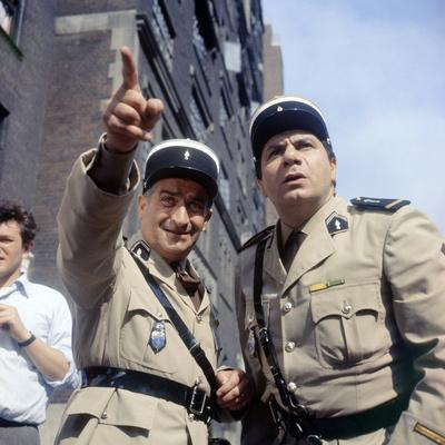 Le Gendarme A New-York (photo)