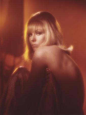 Le Demon des Femmes THE LEGEND OF LYLAH CLARE by Robert Aldrich with Kim Novak, 1968 (photo)