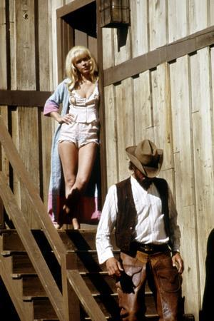 Un nomme Cable Hogue ( THE BALLAD OF CABLE HOGUE ) by Sam Peckinpah with Stella Stevens, 1970 (phot