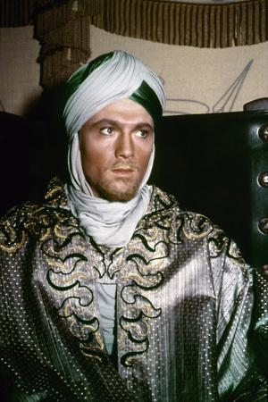 Richard Coeur by Lion King Richard and the Crusaders by DavidButler with Laurence Harvey, 1954 (d'a