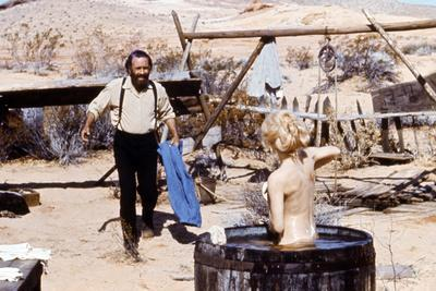 Un nomme Cable Hogue ( THE BALLAD OF CABLE HOGUE ) by Sam Peckinpah with Jason Robards and Stella S
