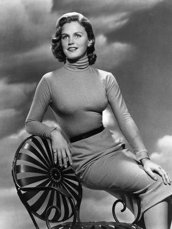 Lee Remick, 1957 (b/w photo)