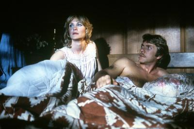 Hurlements, THE HOWLING, by JoeDante with Dee Wallace and Christopher Stone, 1981 (photo)