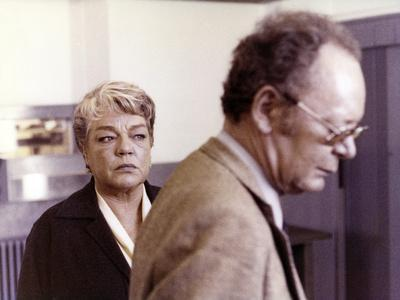 Judith Therpauve by PatriceChereau with Simone Signoret, 1978 (photo)