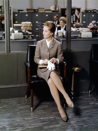 """""""MARNIE"""" by AlfredHitchcock with Tippi Hedren, 1965 (photo)"""