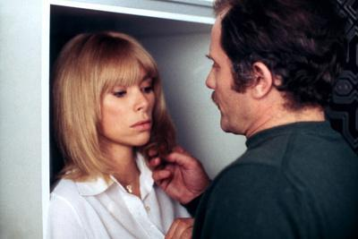 Les passagers by Serge Leroy with Mireille Darc and Bernard Fresson, 1977 (photo)
