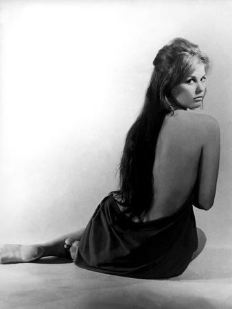 Le Bel Antonio by MauroBolognini with Claudia Cardinale, 1960 (b/w photo)