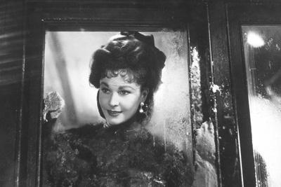 Vivien Leigh starring in 'Anna Karenina', 1948 (b/w photo)