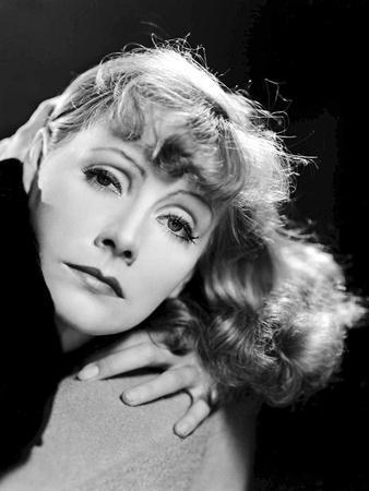 Greta Garbo Hollywood, 1931 (b/w photo)
