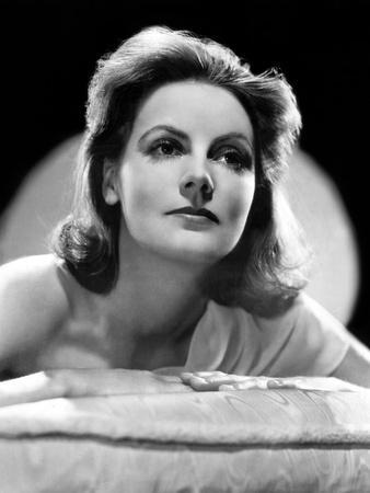 Greta Garbo Hollywood, 1941 (b/w photo)