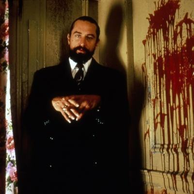 ANGEL HEART, 1987 directed by ALAN PARKER Robert by Niro (photo)