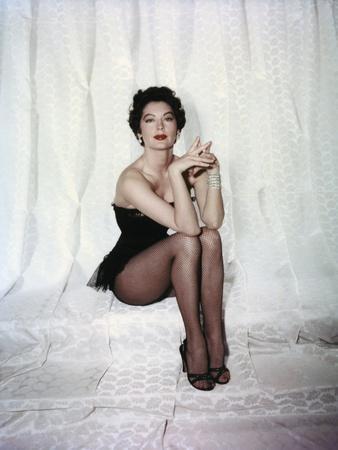 Ava Gardner, 1952- 1953 (photo)
