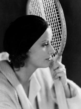 Greta Garbo Hollywood, 1929 (b/w photo)