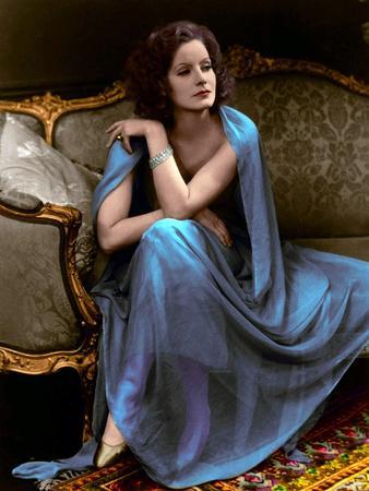 Greta Garbo, 1928- 1929 (photo)