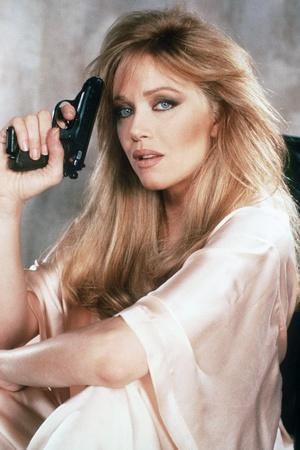 A VIEW TO A KILL 1895 directed by JOHN GLEN with Tanya Roberts (photo)