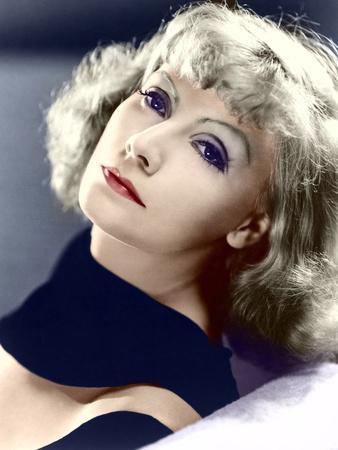 Greta Garbo Hollywood, 1931 (photo)